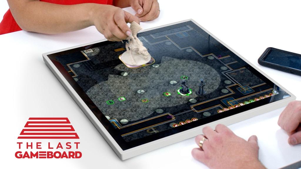 Gameboard-1 project video thumbnail