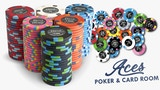 Aces | Ceramic Poker Chips with High-End Designs thumbnail