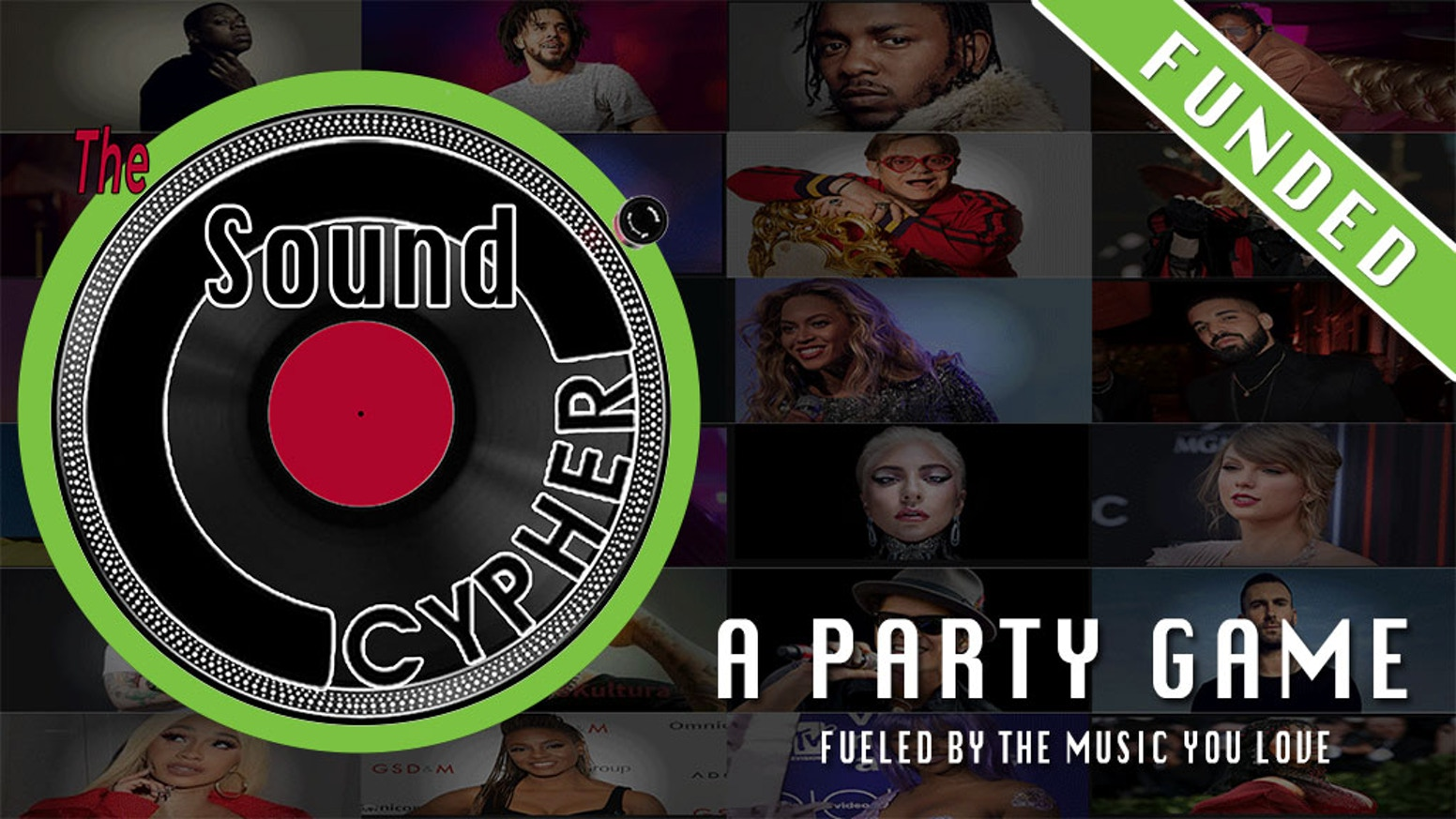 A party game fueled by the music you LOVE!