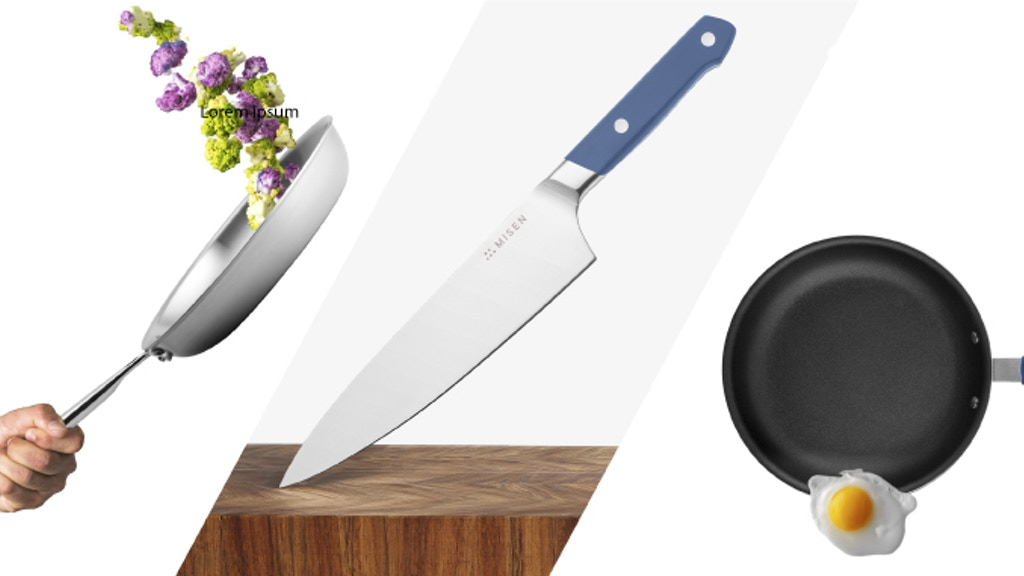 Misen 2.0 - Essential Kitchen Tools Reimagined project video thumbnail
