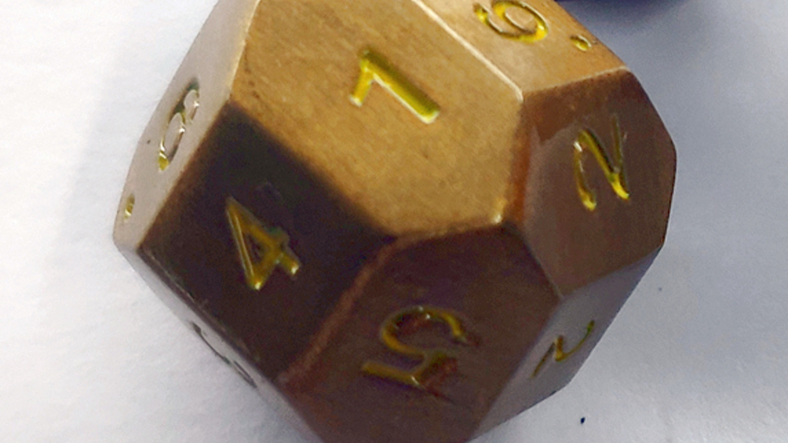 A better kind of dice that replaces traditional polyhedral dice.