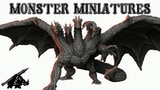Monster Miniatures: 3d Printable Support-Free Tabletop Minis thumbnail