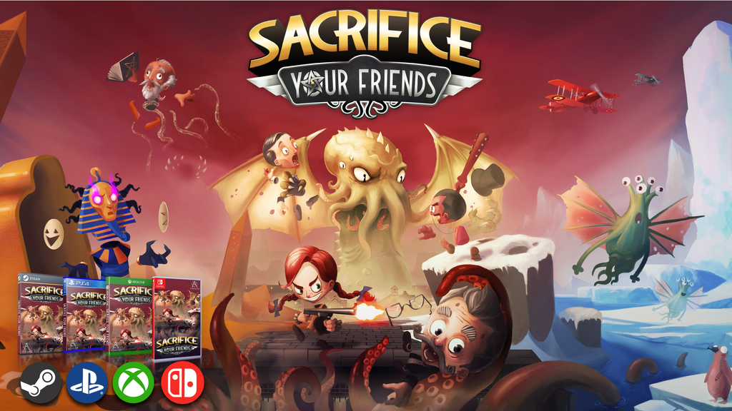 Sacrifice Your Friends project video thumbnail