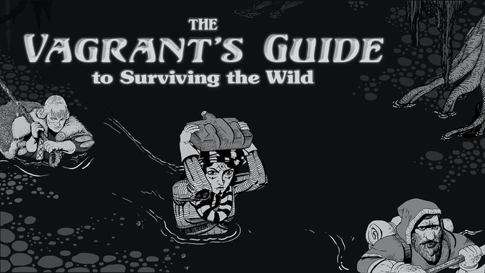 The Vagrant's Guide to Surviving the Wild