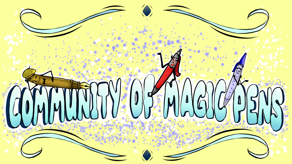 Community of Magic Pens Anthology project video thumbnail