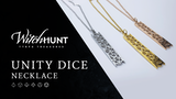 The Unity Dice Necklace: for TTRPG lovers thumbnail