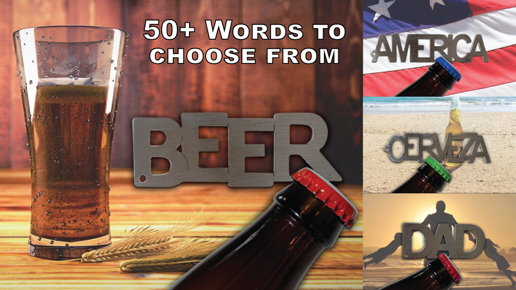 Darose Bottle Openers - Words with Purpose project video thumbnail