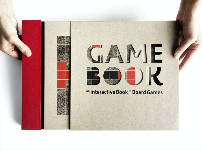 Gamebook is a collection of abstract strategy board games designed for you to explore, read, play and enjoy!