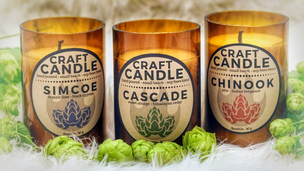 Project image for Get Lit with Craft Candles!