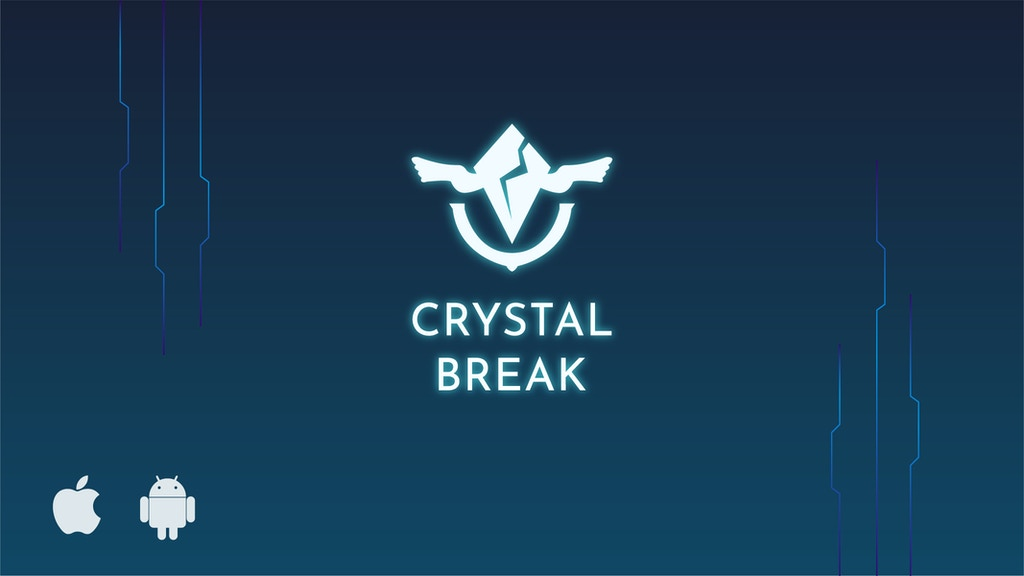 Crystal Break - PVP Tile-matching Puzzle Mobile Game