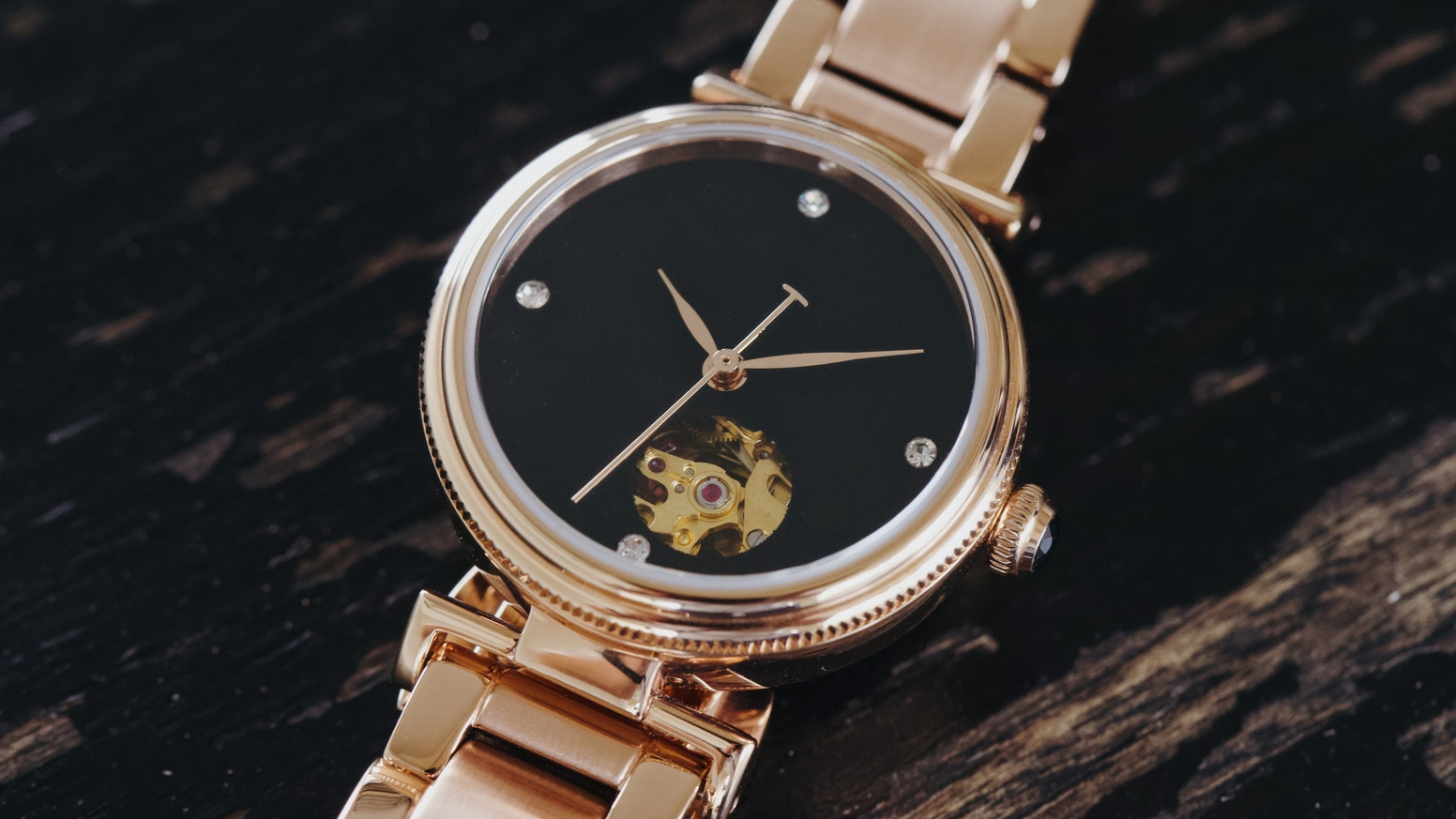 A beautiful timepiece for the modern sophisticated woman.