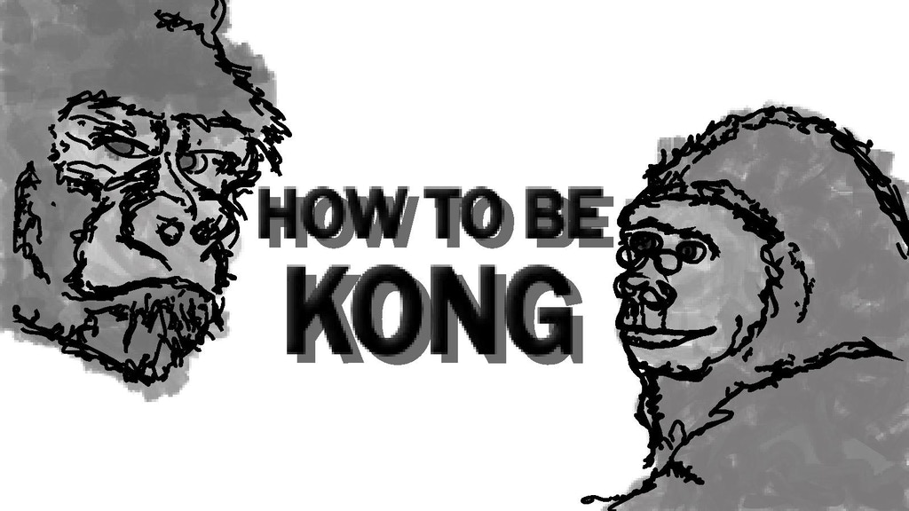 How to be Kong project video thumbnail