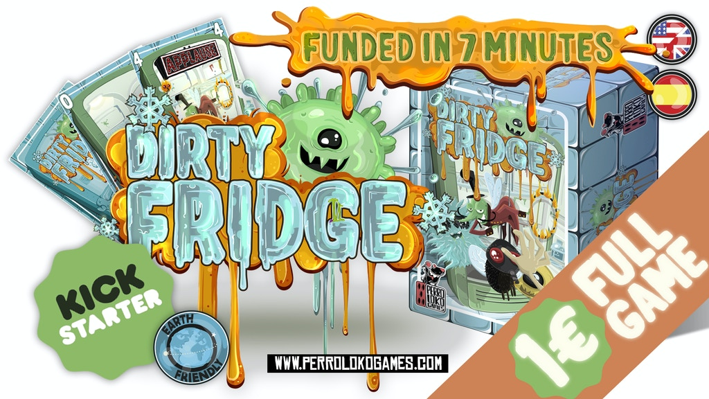 Dirty Fridge project video thumbnail