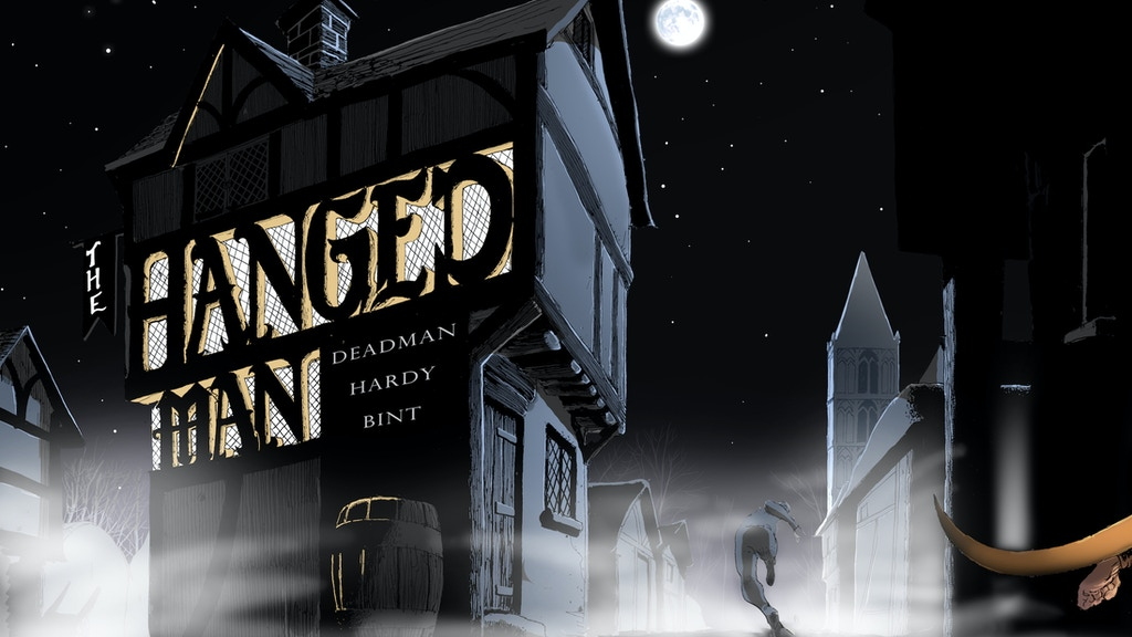 THE HANGED MAN project video thumbnail