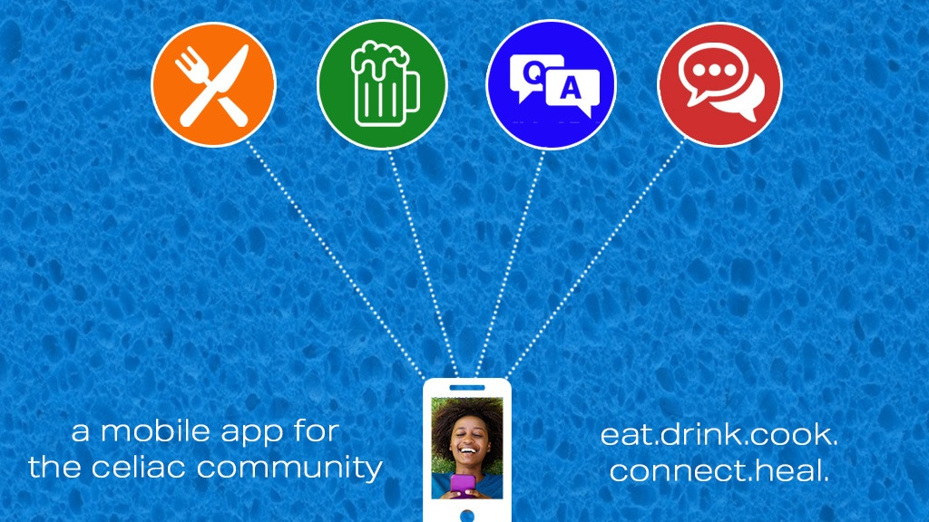 A mobile app for the celiac & gluten-free communities project video thumbnail