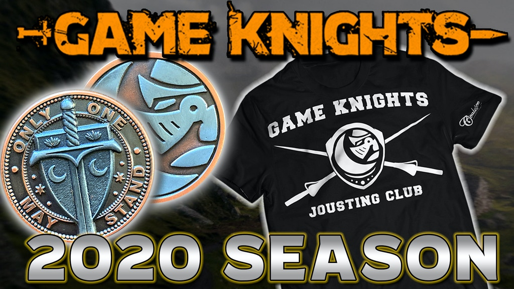 Game Knights: 2020 Season project video thumbnail