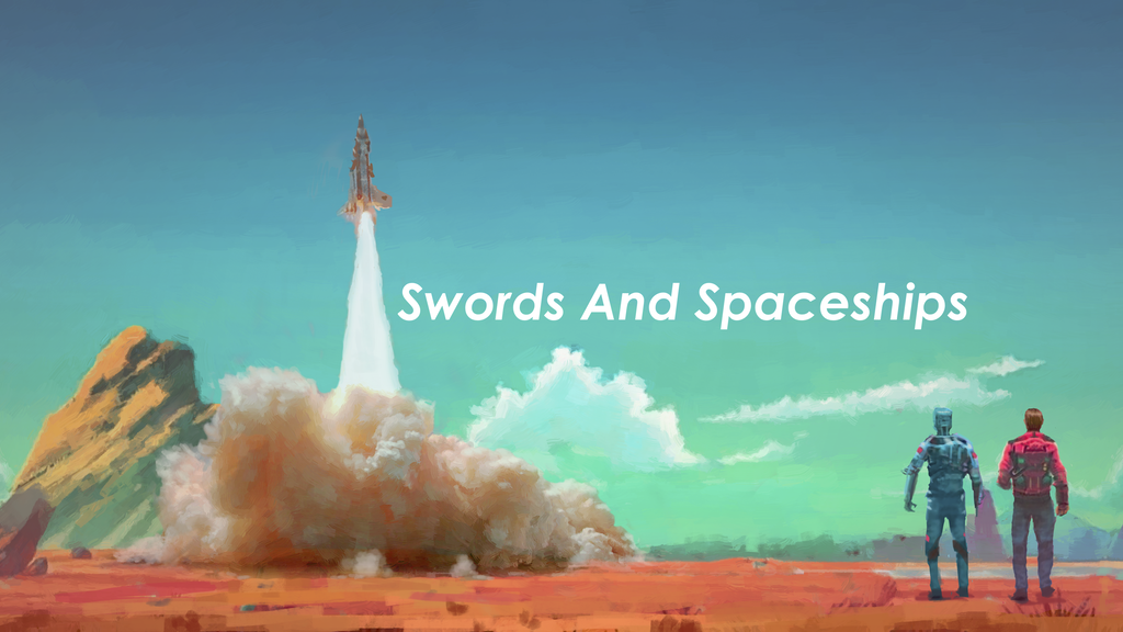 Project image for Swords and Spaceships