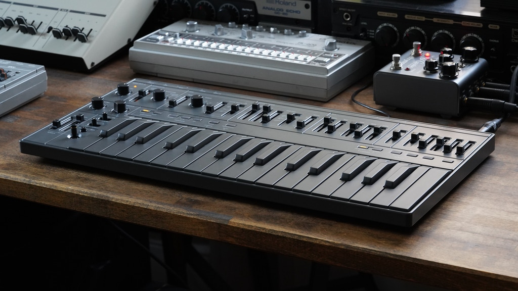 SB01: Analog Synthesizer of the Future project video thumbnail