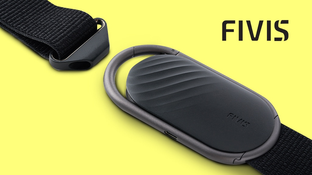 FIVIS: Wearable Sensor Belt Helps You Develop Proper Posture project video thumbnail