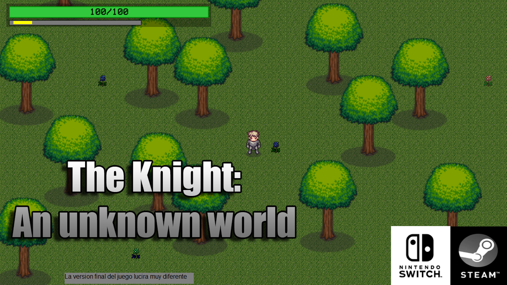 Project image for The Knight: An unknown world