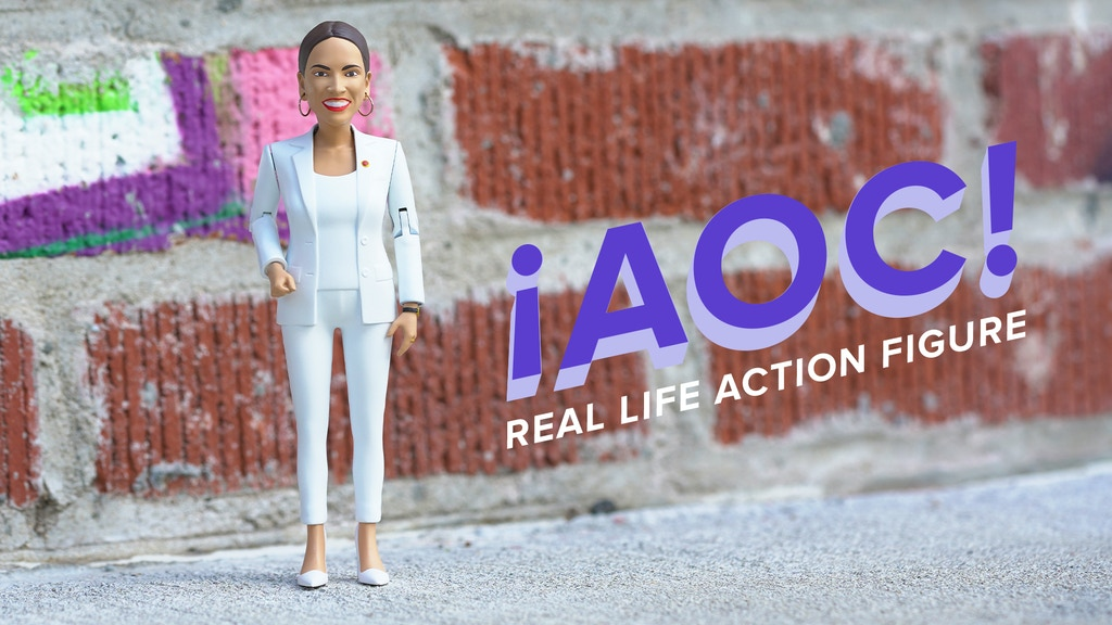 AOC Action Figure project video thumbnail