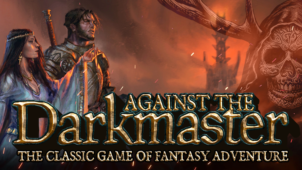 Against the Darkmaster project video thumbnail
