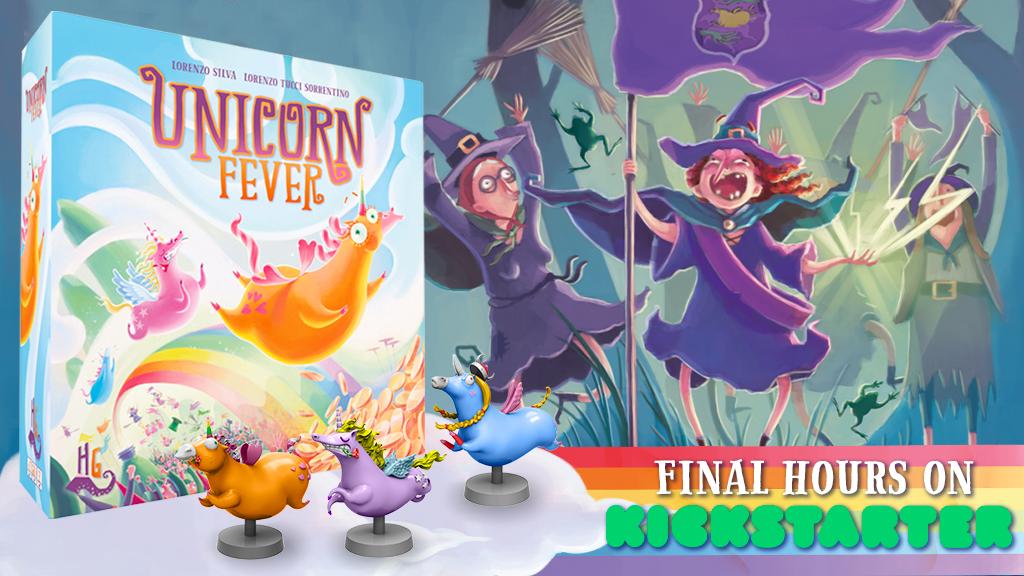 Unicorn Fever project video thumbnail