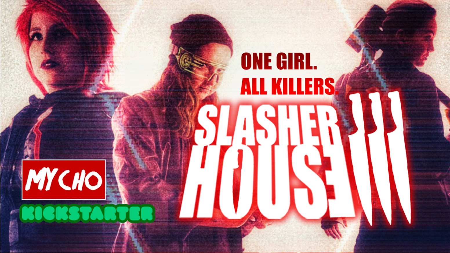 The final chapter in the Slasher House Saga.  An Action/Horror Hybrid with 25 KILLERS!!