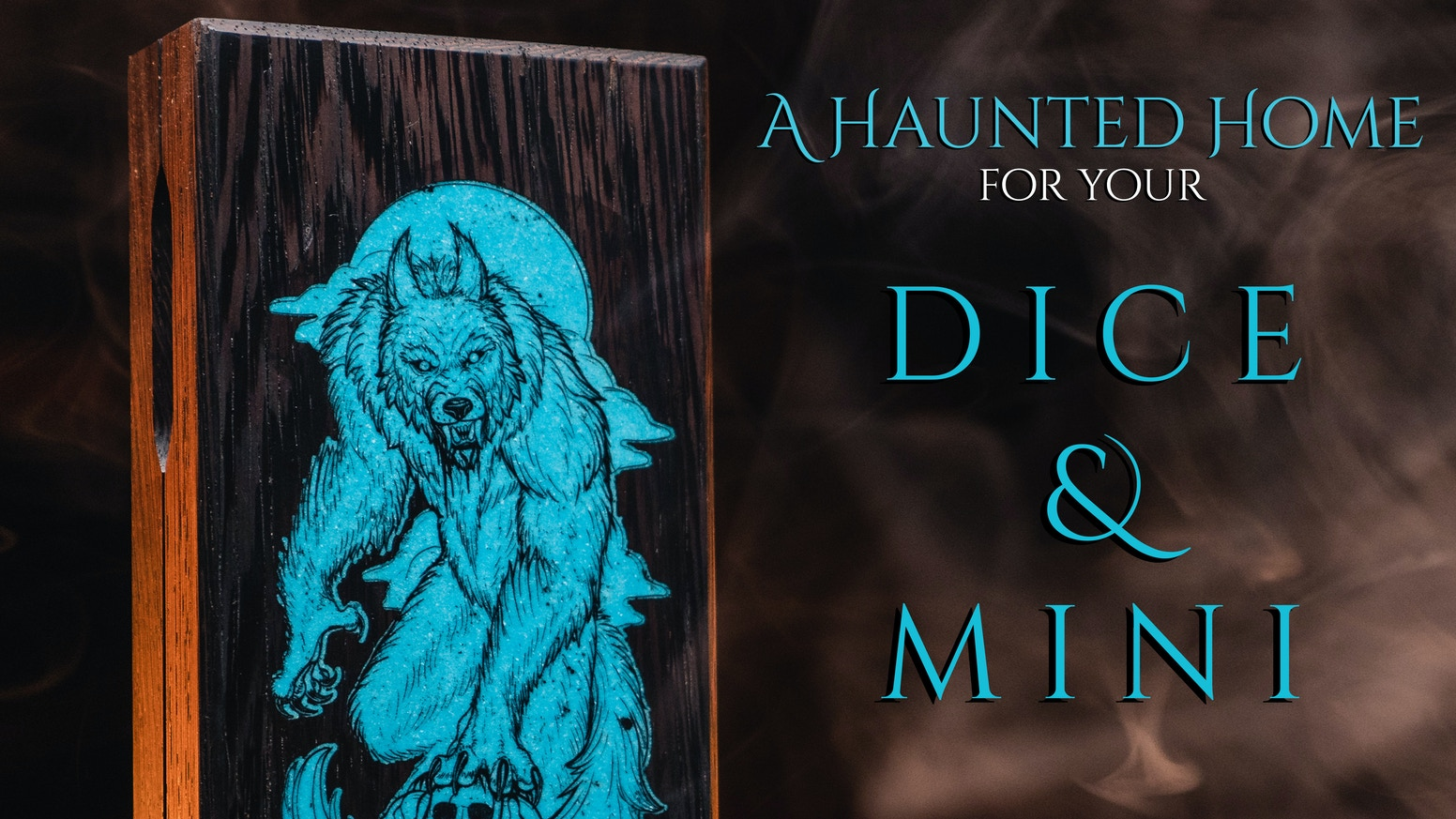 Keep your mini and dice safe from the horrors of Halloween!