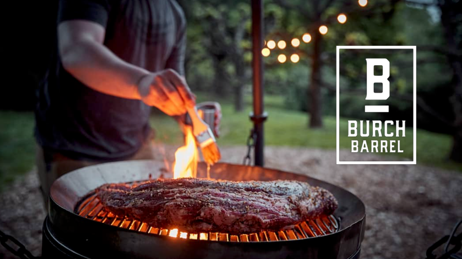 Savor the Moment. From backyard to base camp, the barrel is a portable hearth where family & friends can cook, eat, & share stories.