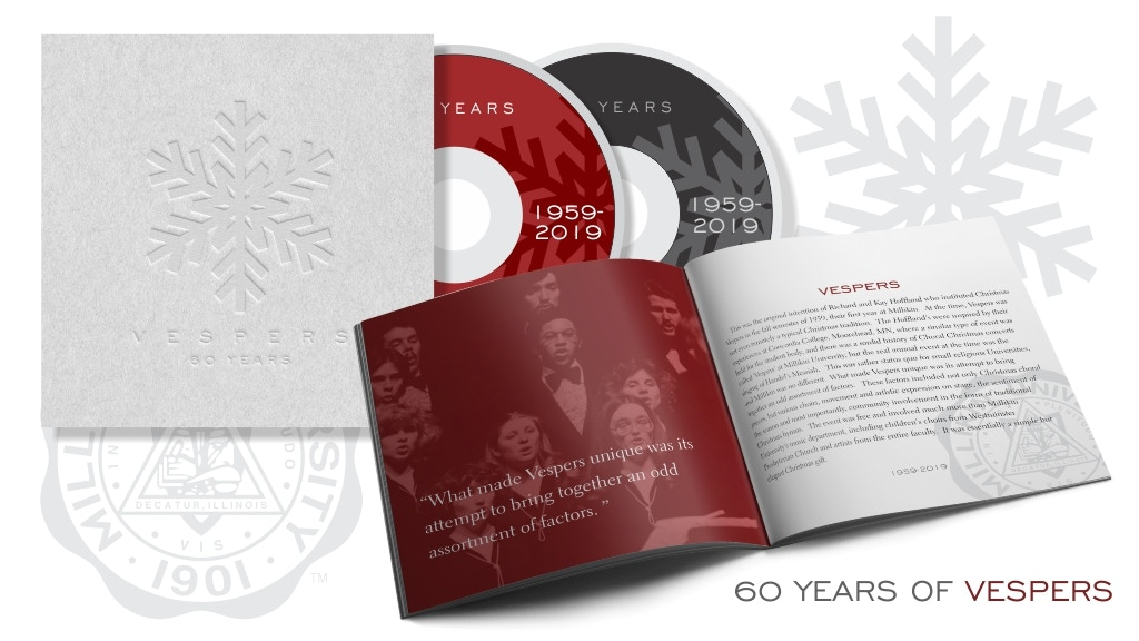 Vespers LX 60th Anniversary 2 CD and Booklet project video thumbnail