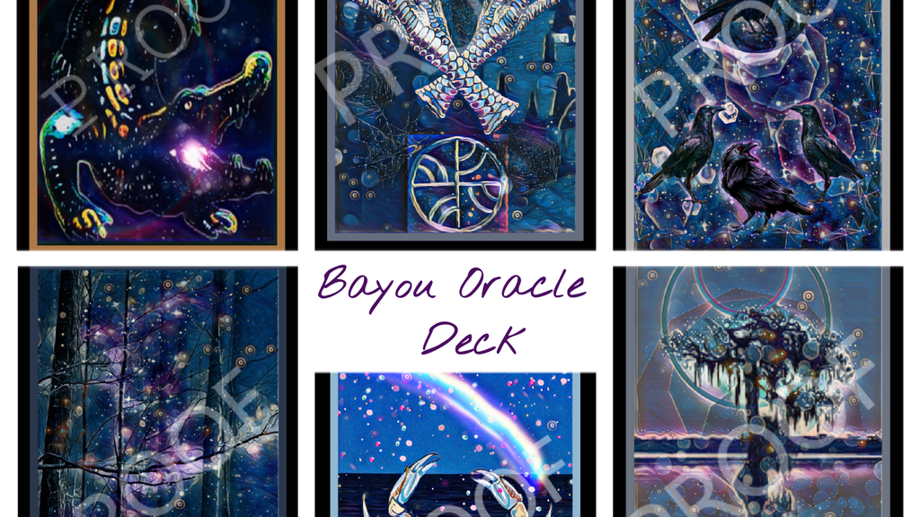 Project image for Bayou Oracle Deck