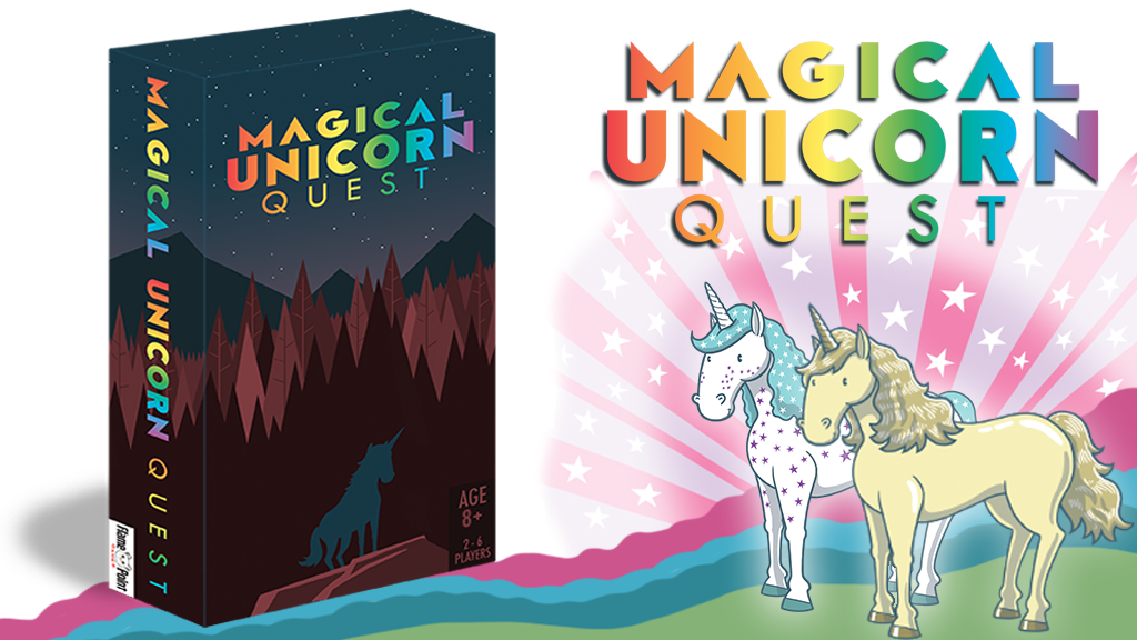 Magical Unicorn Quest project video thumbnail