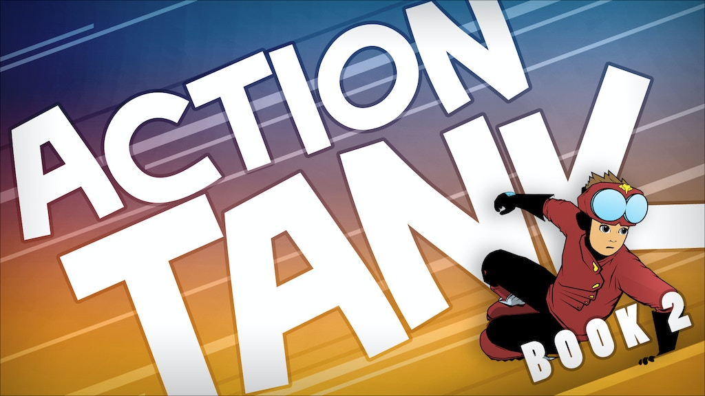 Action Tank - Book 2! (and also Book 1) project video thumbnail