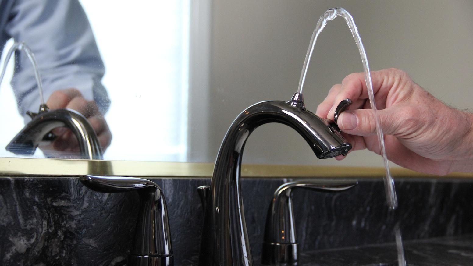 Da Vinci Fountain Faucet The Future Of