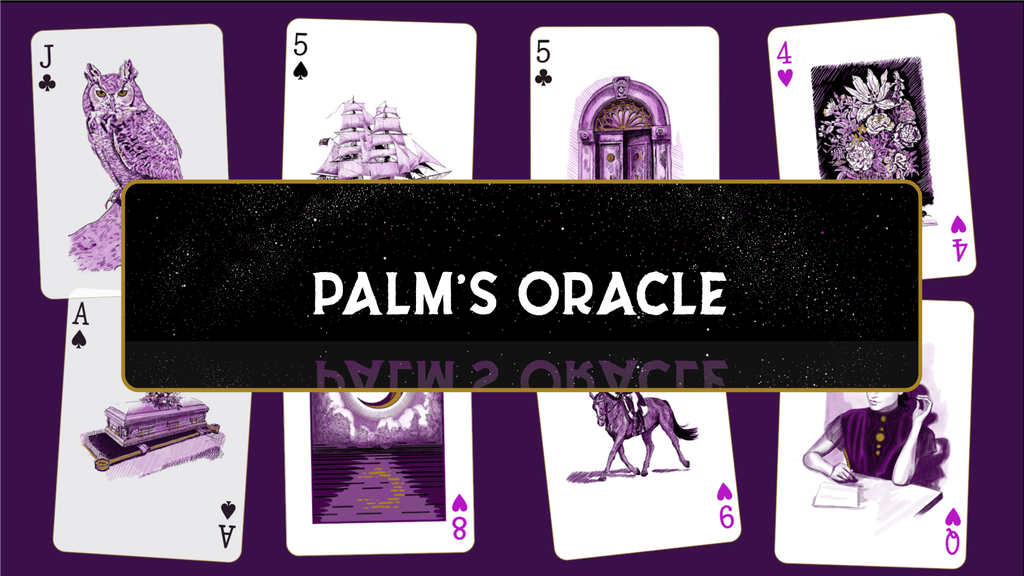 Palm's Oracle (Lenormand and Cartomancy Deck) project video thumbnail