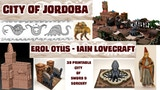 City of Jordoba: 3D Printable Terrain by Otus and Lovecraft thumbnail