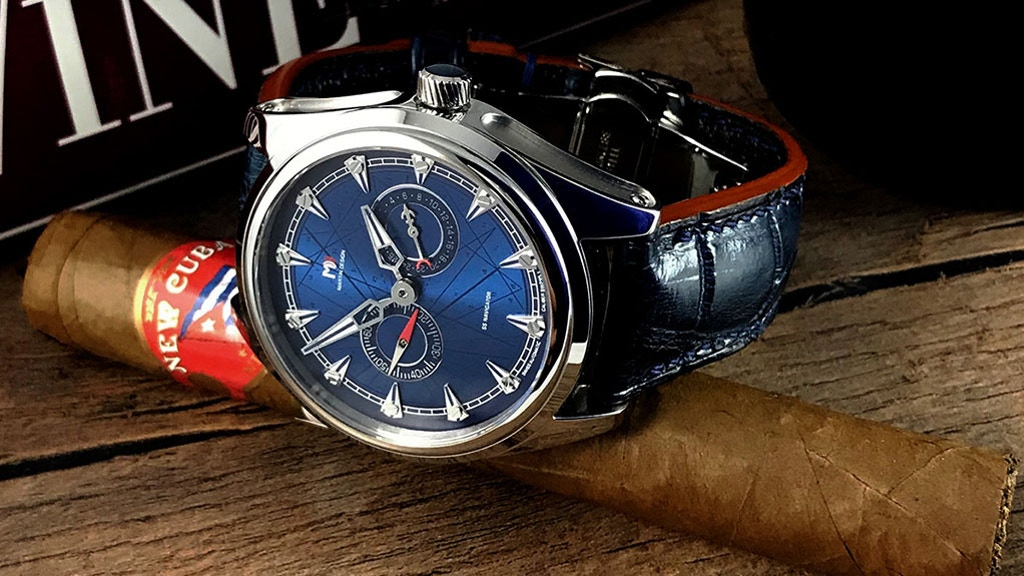 SS Navigator - Tourbillon and Automatic Watches by MD