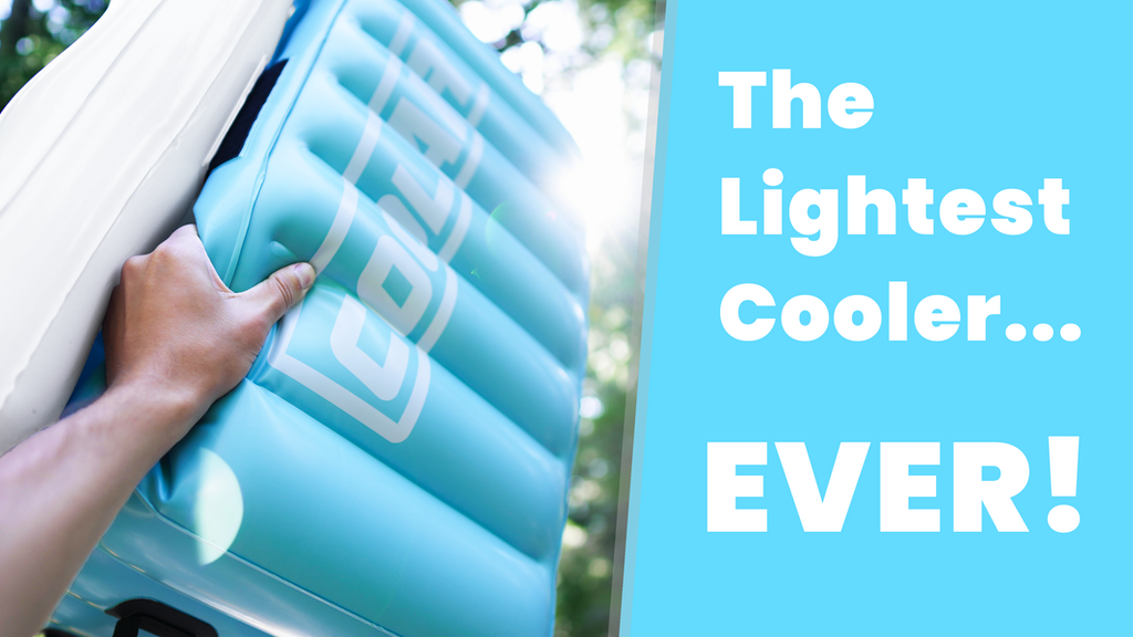 coolAIR: A Rugged Lightweight Inflatable Cooler. project video thumbnail