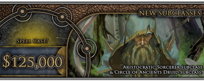Deep Magic for 5th Edition: A Tome of New Spells & Arcana by