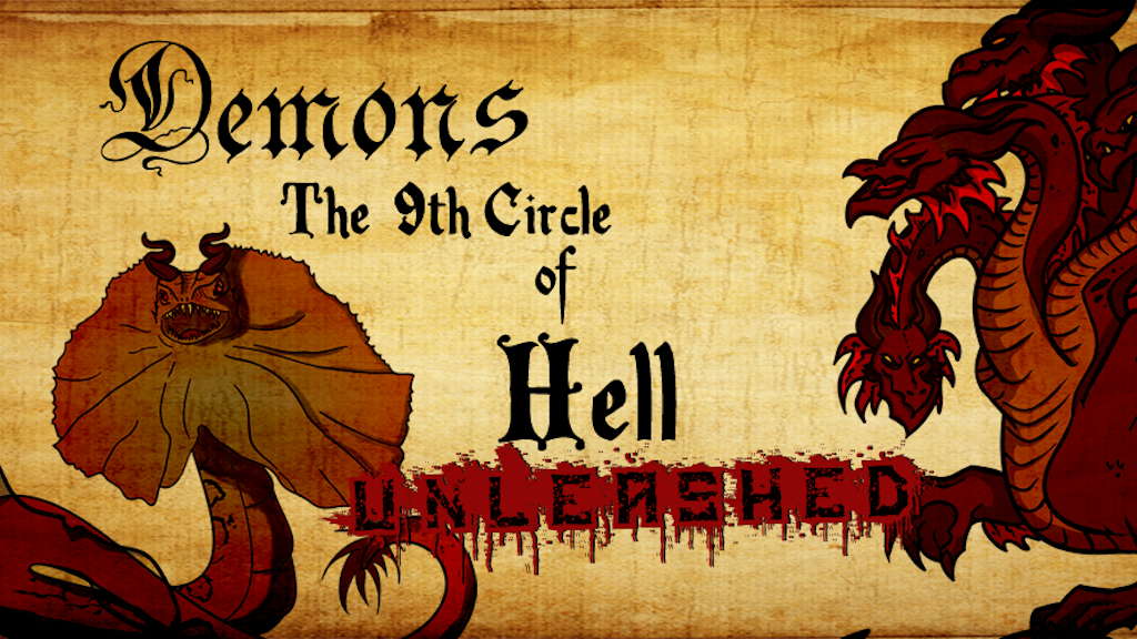 Demons - The 9th Circle of Hell - Apocalypse project video thumbnail