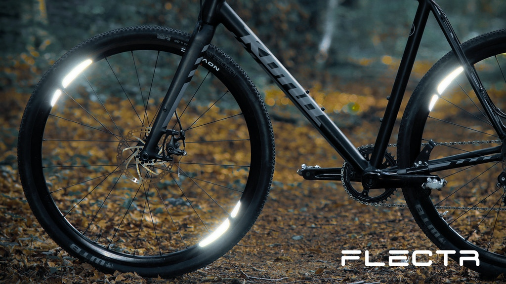 FLECTR 360 WING – the bike reflector with 360° visibility project video thumbnail