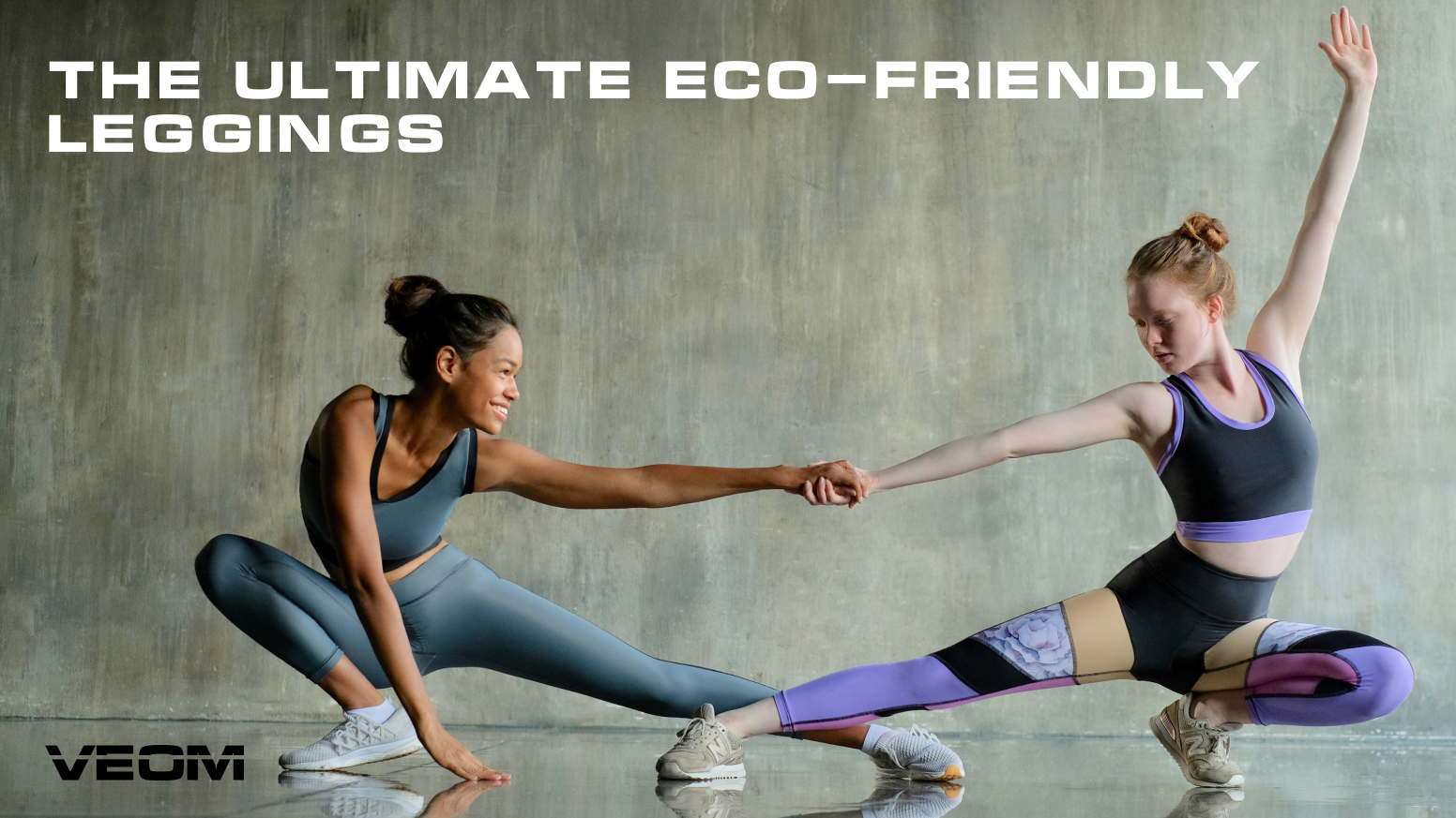 Sustainable performance leggings | Unique prints | Breathable | Comfortable | Durable. Ethically made in Europe from recycled plastic