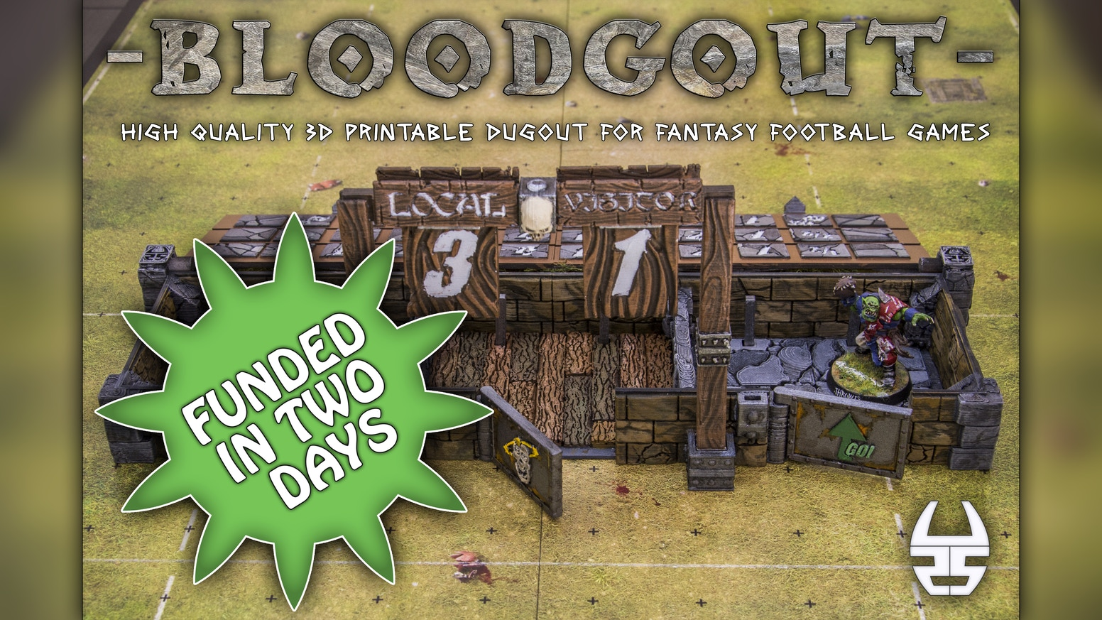 "Did you miss the chance to get the Bloodgout?, you already have an opportunity!. Choose a license, follow the paypal link in the ""late pledge"" button and provide your email adress to recive the Bloodgout and the addons. Available on November 27."