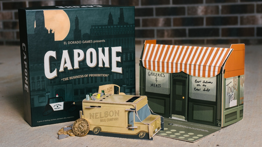 Capone: The Business of Prohibition project video thumbnail
