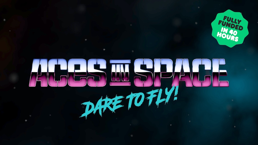 Aces in Space project video thumbnail