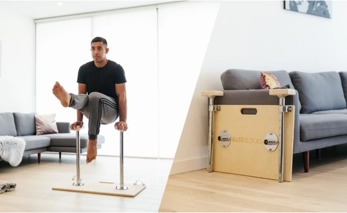 The most convenient indoor functional training workout. Over 50 exercises for your upper body, lower body and core. No weights necessary - our easy to follow workouts use only your bodyweight to build strength and mobility.