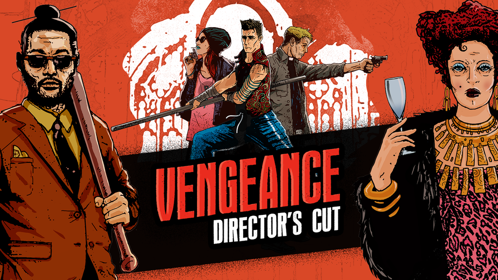 Vengeance : Director's Cut project video thumbnail