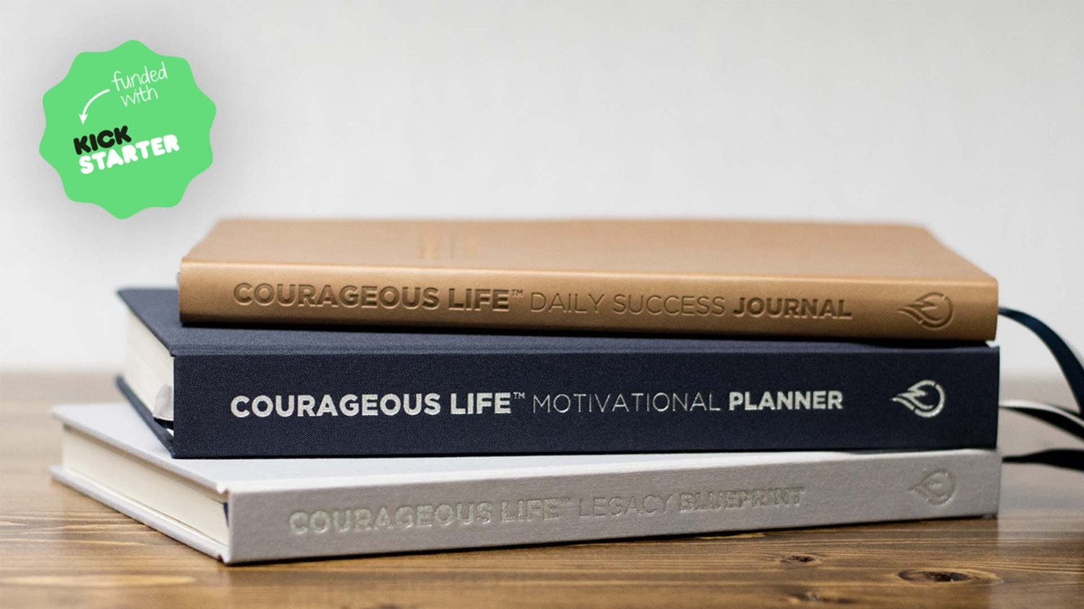 Conquer Lifetime Goals   3 Power Journals   Dozens of How-To Videos   Take the Guesswork Out of Your Success