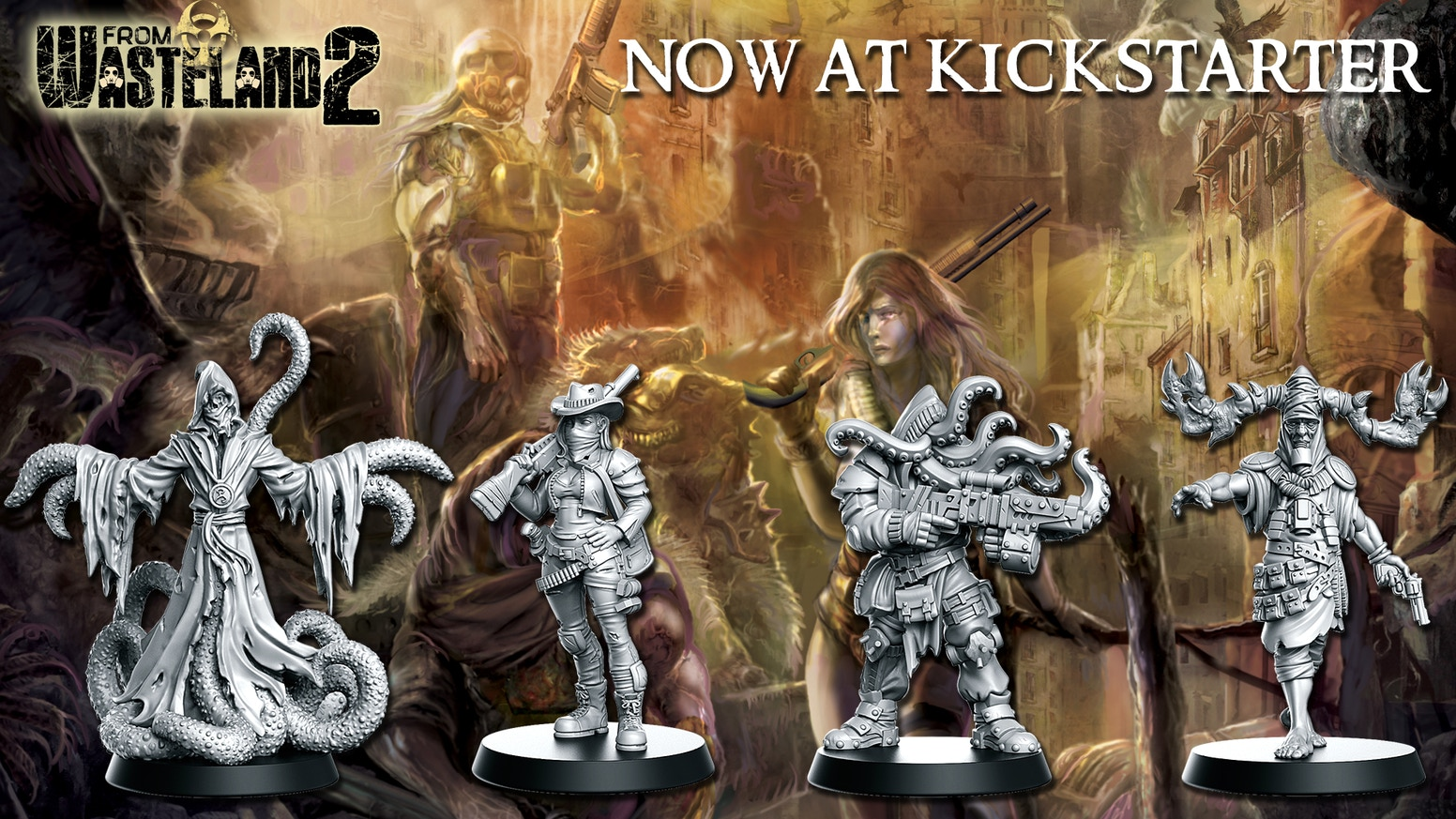 Upgrade your RPG and board game with awesome miniatures. 32 mm scale, great quality, hard resin miniatures. Free shipping worldwide.